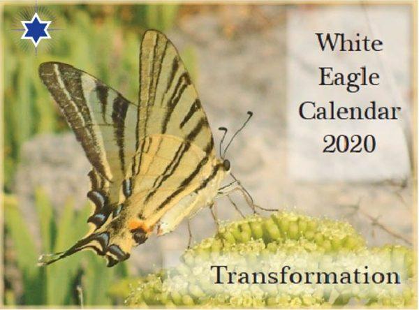 White Eagle Calendar 2020 Australasia