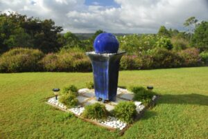 world earth healing service image of fountain